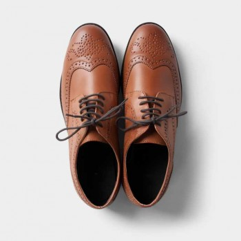 Bruce Leather Shoes
